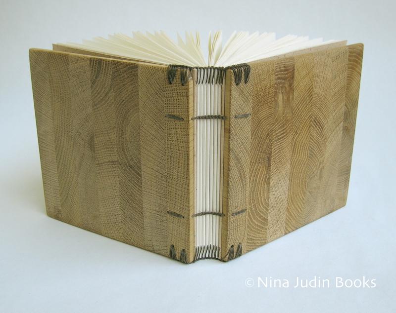 Wood Book Cover Diy : Wood